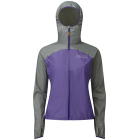 OMM W's Halo Jacket Purple/Grey